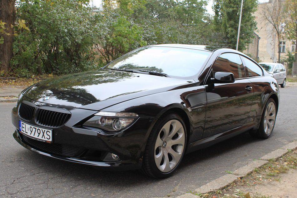 BMW E63\E64 (БМВ E63\E64) Дверь передняя: 2003-2010 г.
