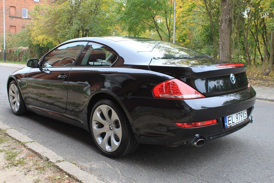 BMW E63\E64 (БМВ E63\E64) 2003-2010 г.  Задний фонарь в крыло