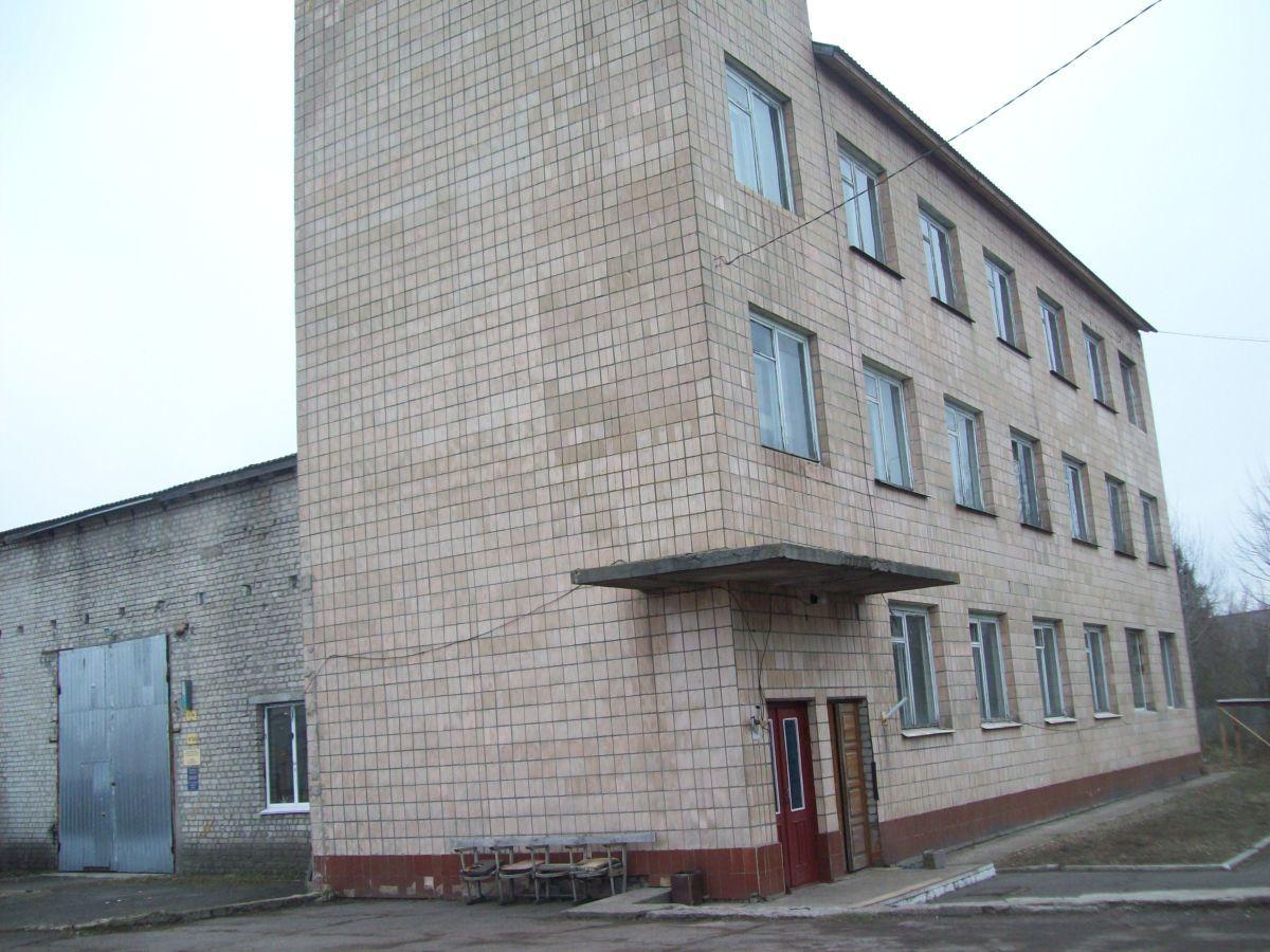 здания и помещения