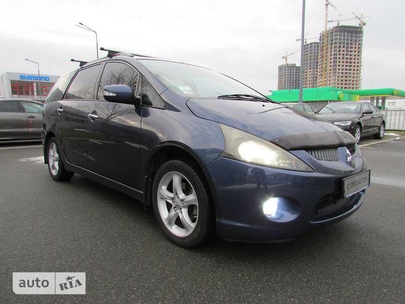 Продам свой Mitsubishi Grandis Sport!