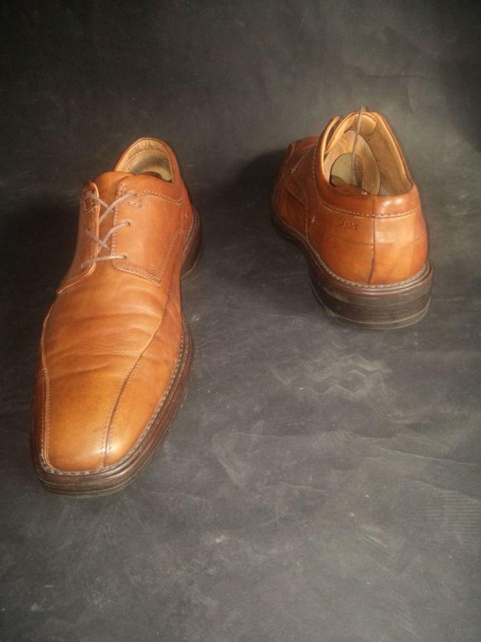 Фото 6 - Осение туфли Clarks 42.5 AirFlex