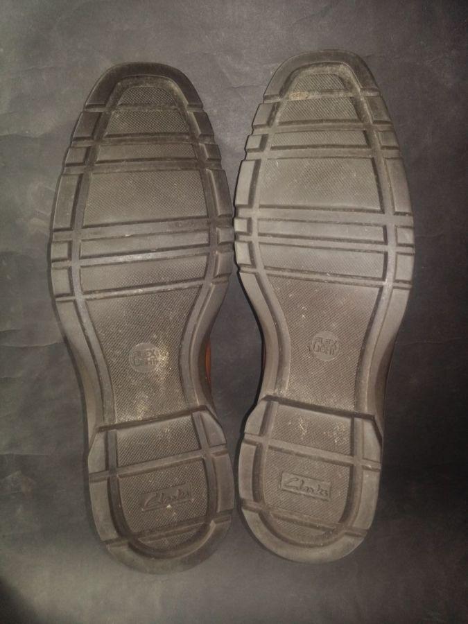 Фото 7 - Осение туфли Clarks 42.5 AirFlex