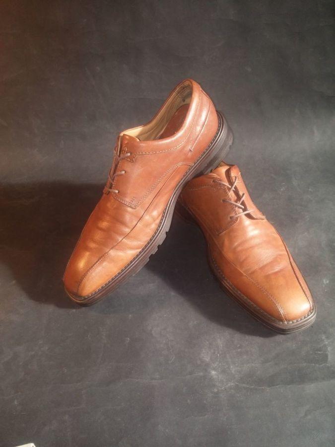 Фото 3 - Осение туфли Clarks 42.5 AirFlex