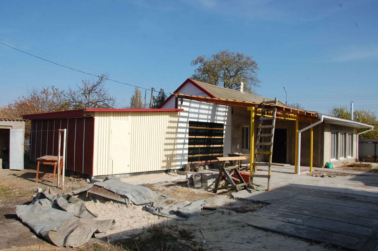 Фото 5 - Продам в г.Скадовске дом с новым ремонтом, 10 соток