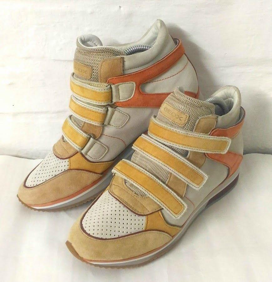 1e140b7e2 ... Женская обувь Боярка · Ботинки Боярка. Geox модные кеды, сникерсы,  кроссовки 40 размер