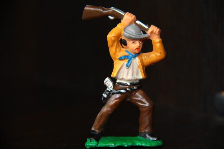 индейцы ковбои ГДР ( № 069)