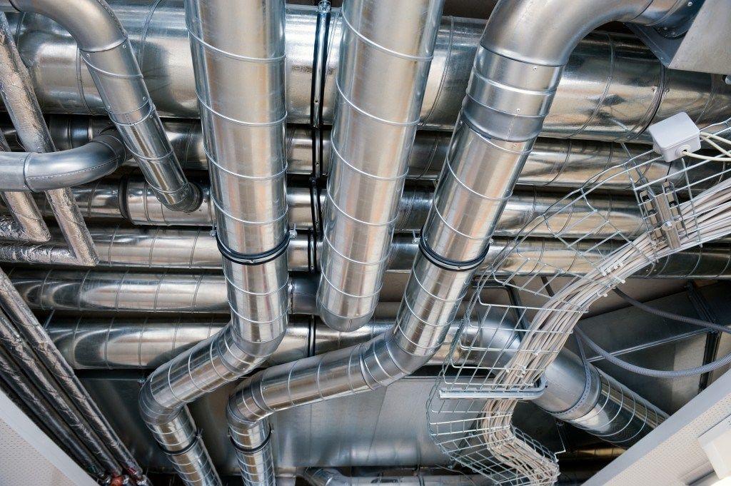 Системы вентиляции и кондиционирования (проектирование и монтаж)