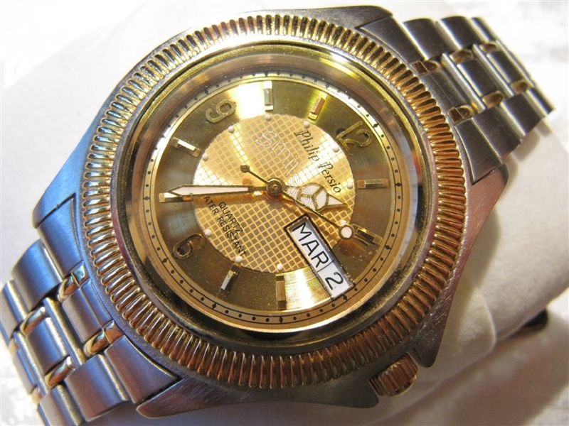 Наручные часы Philip Persio: 130 грн - Наручные часы