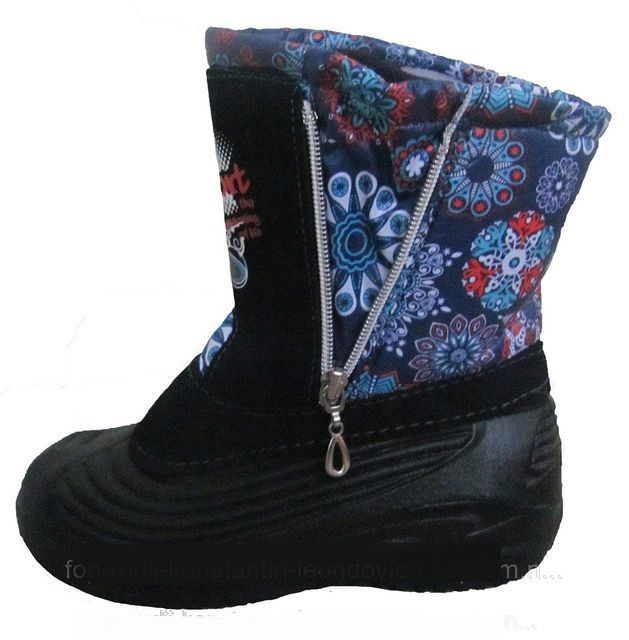 Детские зимние сапоги  209 грн. - Для дівчаток Київ - оголошення на ... de114b8e8c5b7
