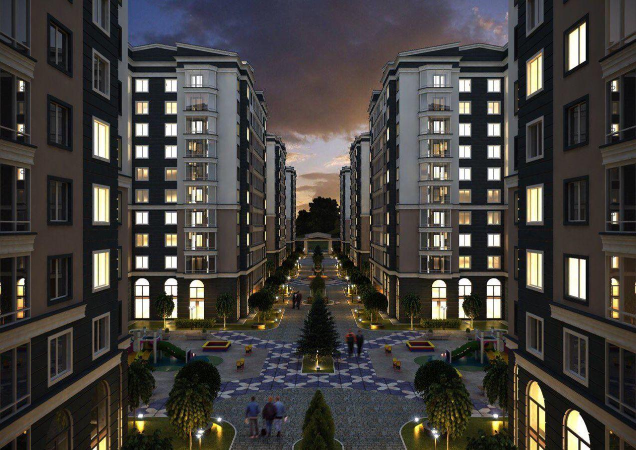 Двух этажная 3х комнатная квартира в новом ЖК!