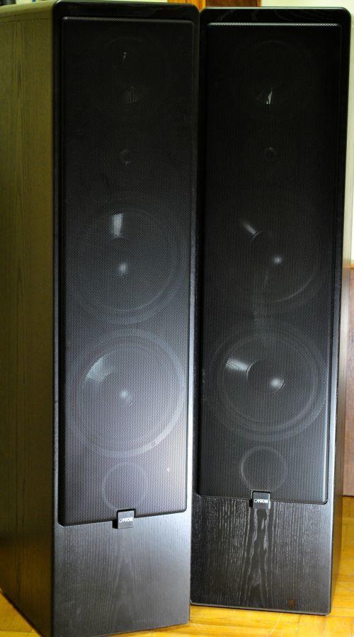 Фото 10 - CANTON ERGO 91 DC - крутая элитная акустика. Как новые!