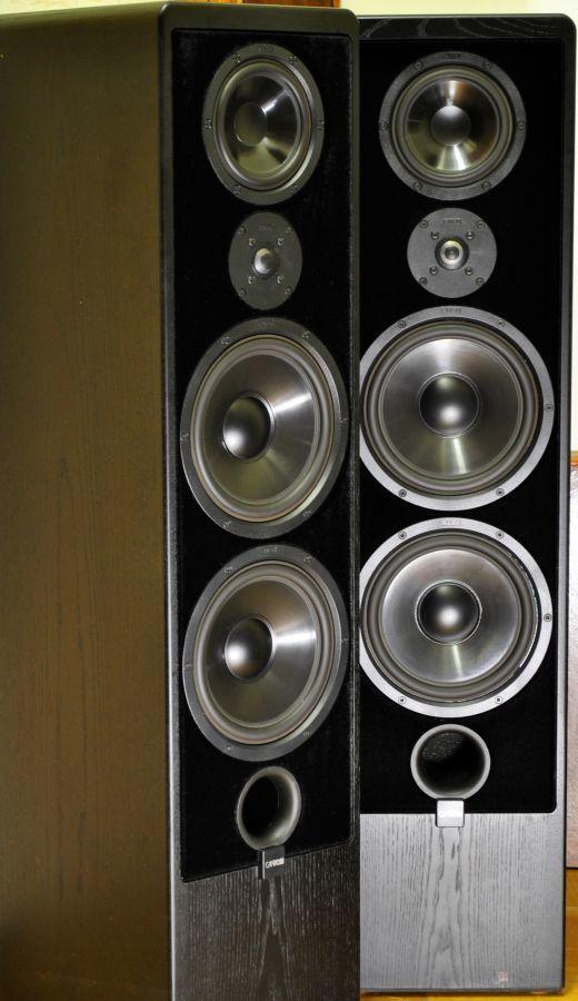 Фото 9 - CANTON ERGO 91 DC - крутая элитная акустика. Как новые!