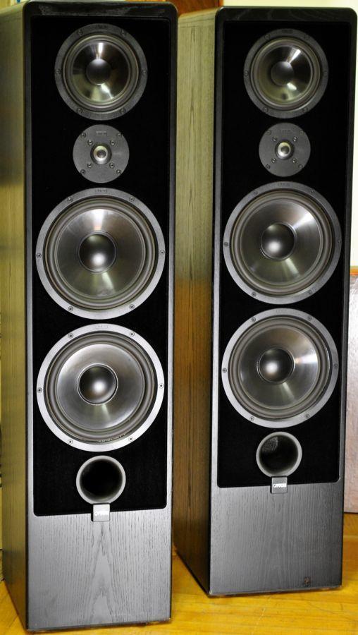 Фото 2 - CANTON ERGO 91 DC - крутая элитная акустика. Как новые!