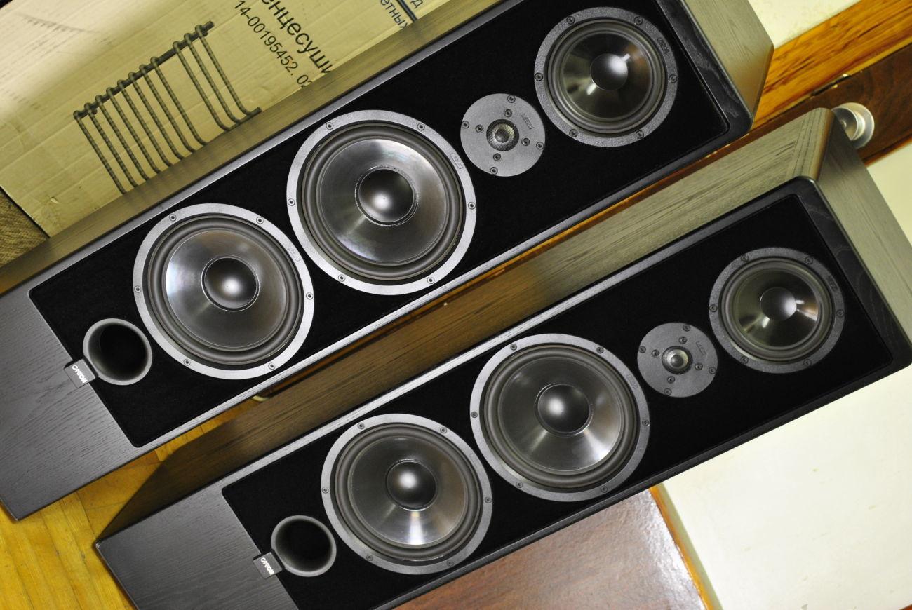 Фото - CANTON ERGO 91 DC - крутая элитная акустика. Как новые!