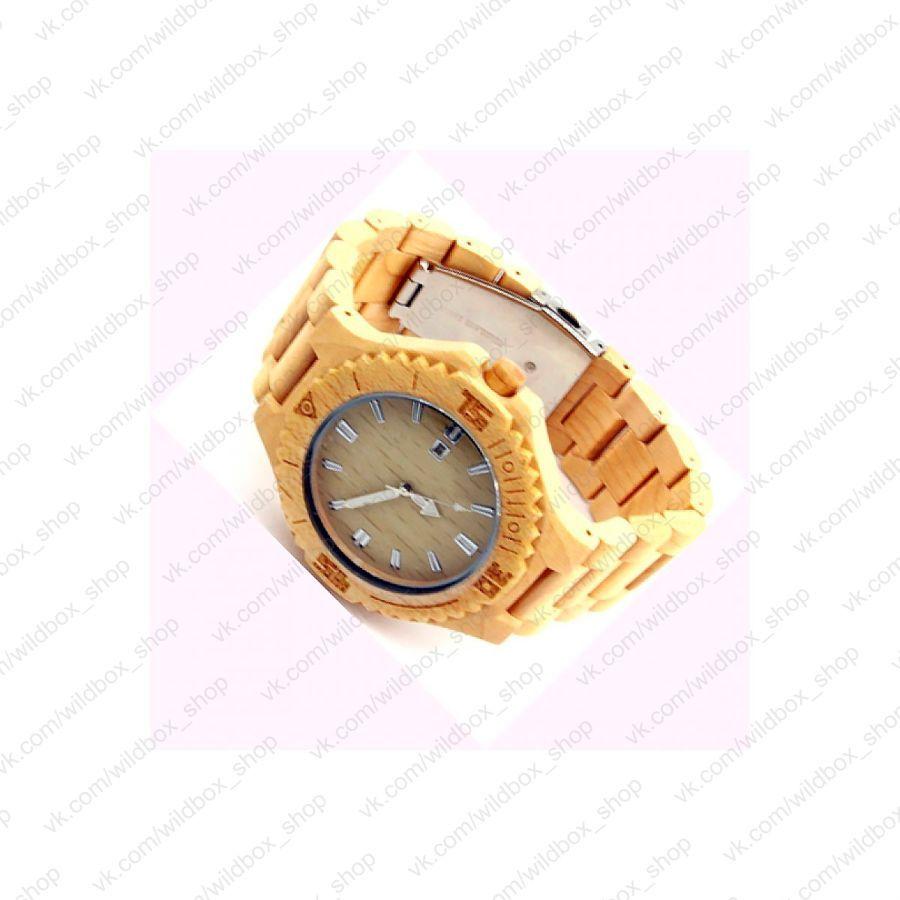 Деревянные наручные часы Maple Classic Эксклюзив