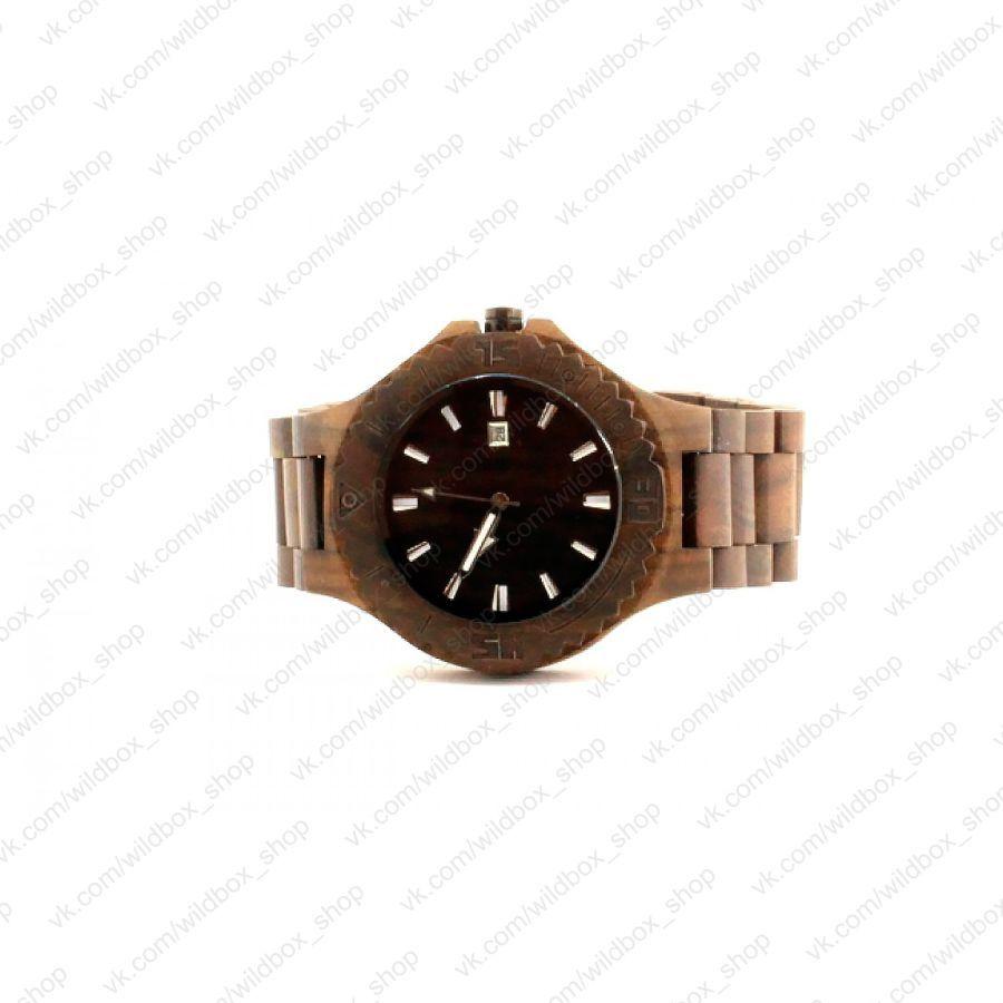 Деревянные наручные часы BlackWood Эксклюзив