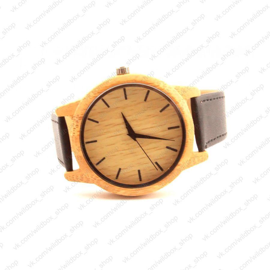 Деревянные наручные часы Beauty Эксклюзив