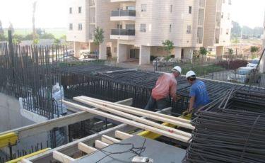 Работа строителям, за приличные деньги в Израиле.
