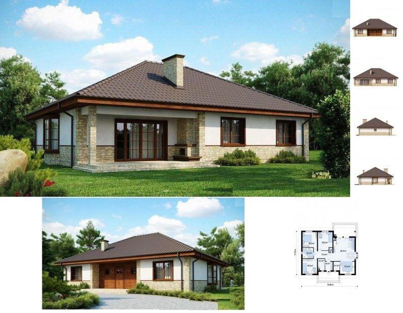 Продам новый дом в Червоном хуторе