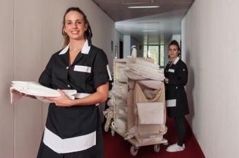 Горничная в отель, работа в Польше