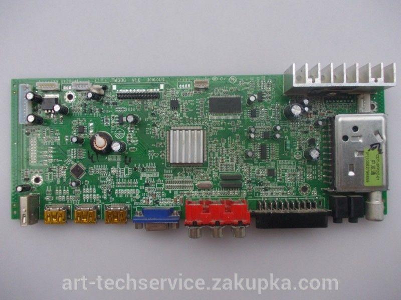 Основная плата LED телевизора Main board TM30G V1.0 LCD TV LT3223SU
