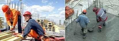 Фото 3 - Плотник, опалубщик, бетонщик, шпаклевщик, арматурщик, плиточник, маляр