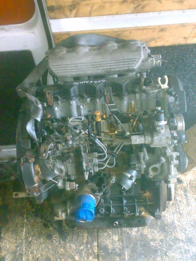 Двигатель мотор двигун Citroen Jumper, Peugeot Boxer 2.5D 2.5TD 12V
