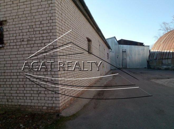 Фото 1 - Продажа производственно-складского здания в Октябрьском районе.