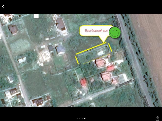 Продам земельный участок в Любимовке