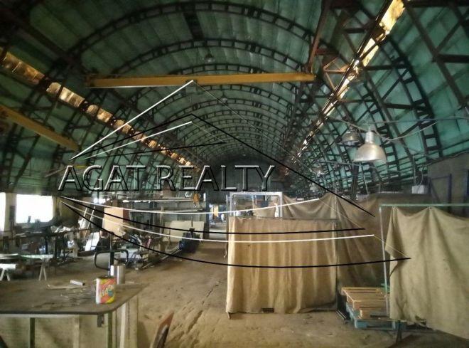 Фото 4 - Продажа ангар площадью 1250 м2 .