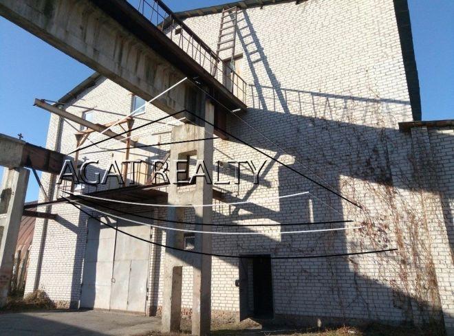 Фото 2 - Продажа производственно-складского здания р-н з.Шеченко