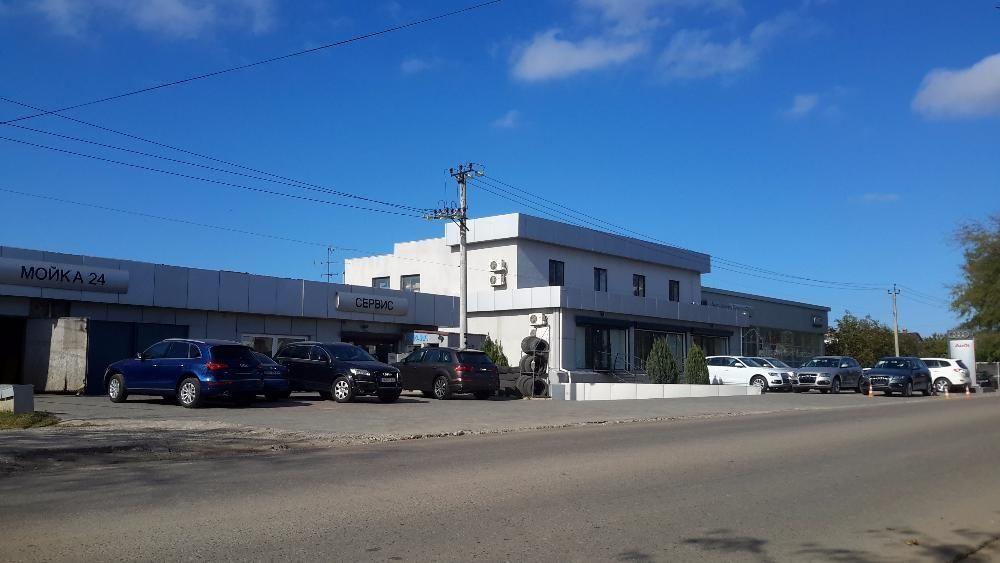 Фото - Сдам автомойку, шиномонтаж, склад, офис