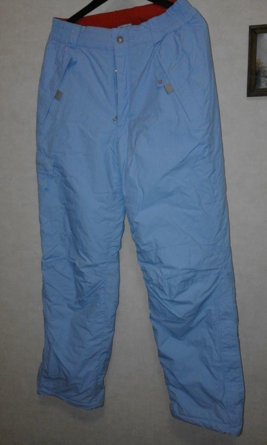 Лыжные брюки для девочки,р.14,рост-155-165