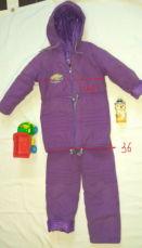 Курточка и комбинезон демисезонные(теплий комбінезон і куртка)