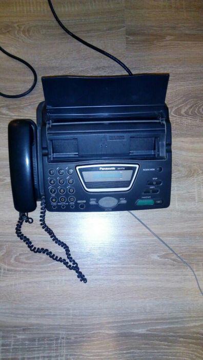 Фото 5 - Продам телефакс