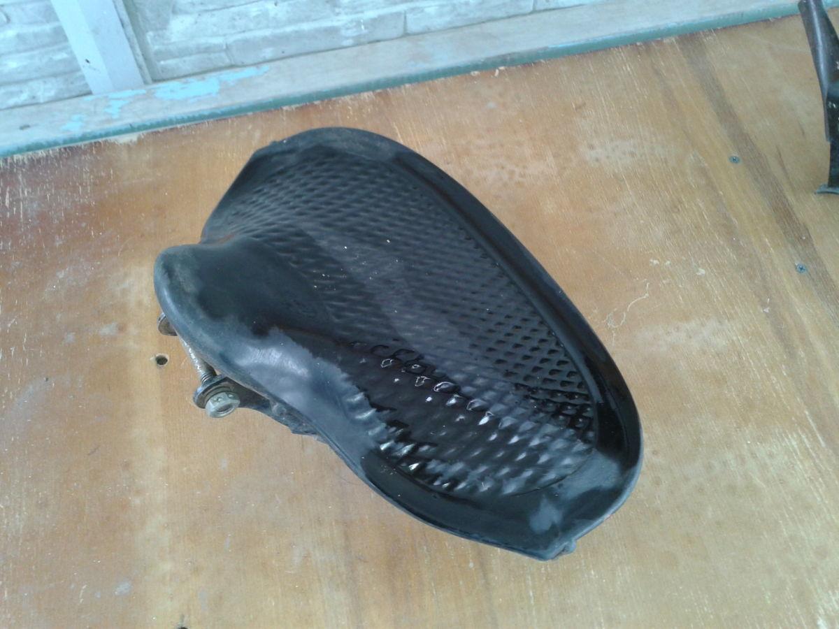 Фото 2 - Сиденья блины для ретро мотоцикла
