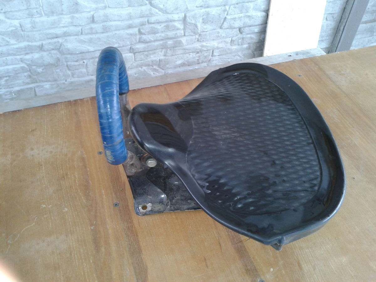 Фото 3 - Сиденья блины для ретро мотоцикла