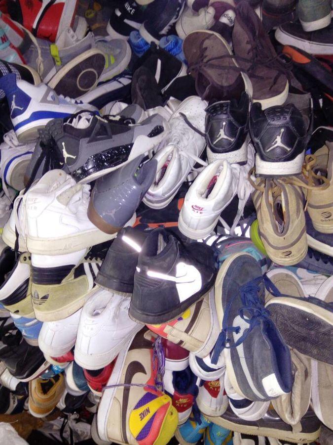 Кроссовки секонд хенд оптом  9   - Спортивная обувь Днепр ... 5d21874a3c5