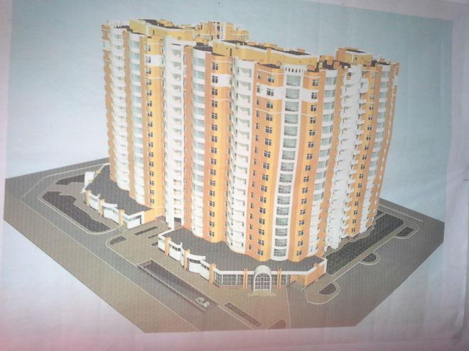 Трехкомнатная квартира на Маршала Говорова в сданном доме. 2
