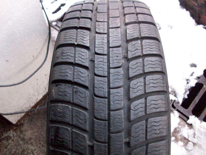 шина зима бу R15 195/60 88T Michelin Alpin A2