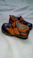 Туфли кожаные размер 20