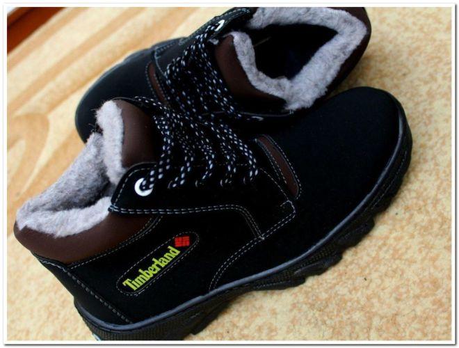 Мужские новые ботинки ЗИМА