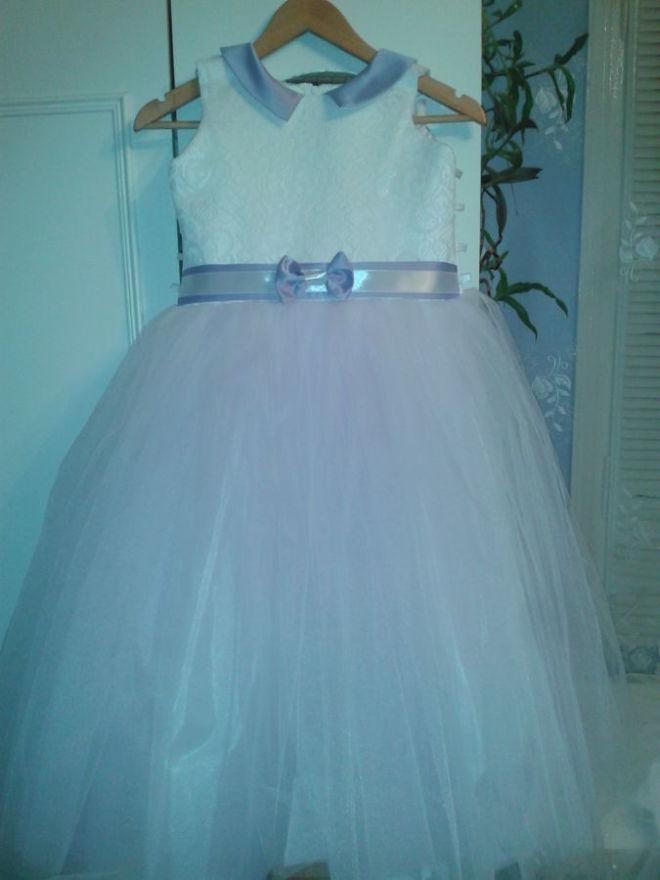 Фото 1 - Нарядные платья подростковые и детские