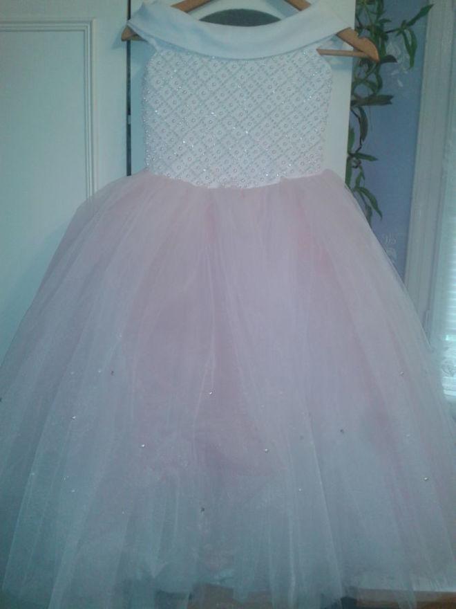 Фото 6 - Нарядные платья подростковые и детские