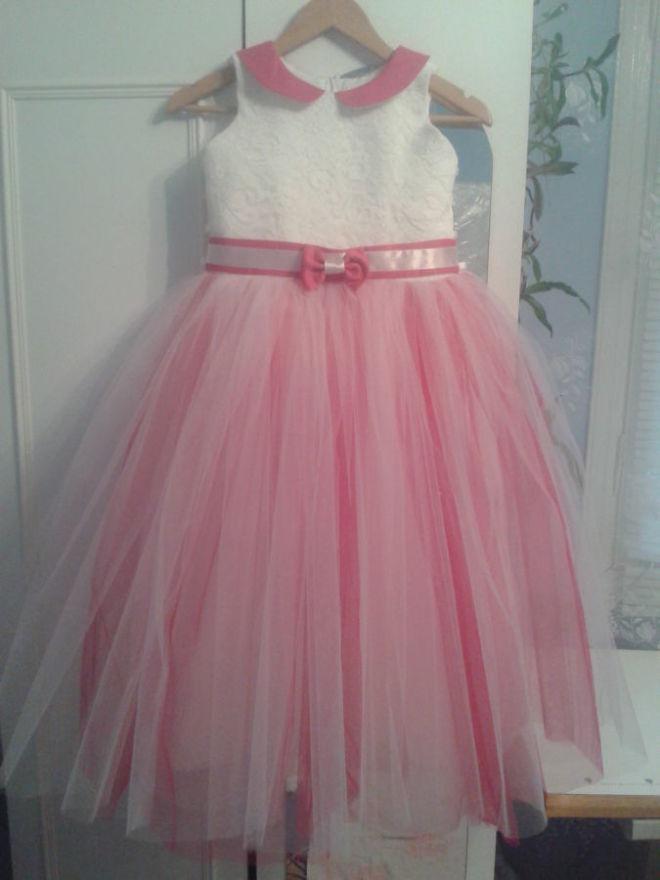 Фото 4 - Нарядные платья подростковые и детские