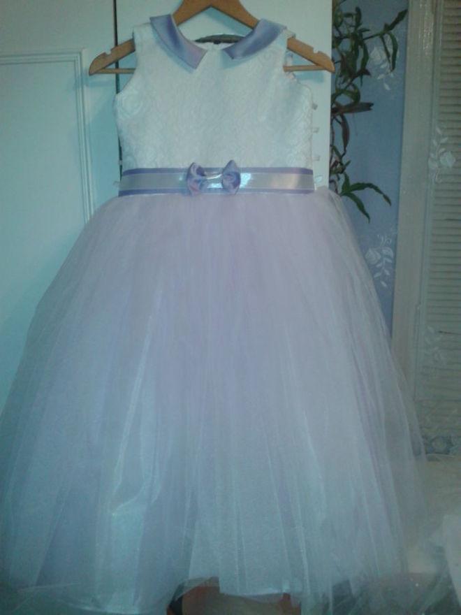 Фото 2 - Нарядные платья подростковые и детские