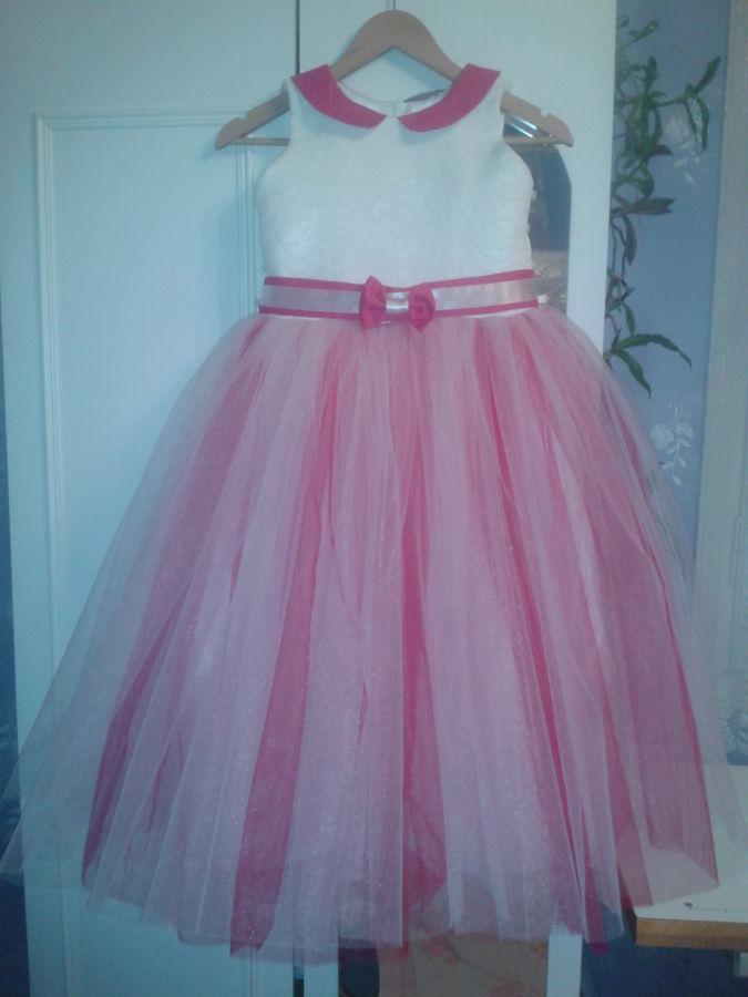Фото 3 - Нарядные платья подростковые и детские