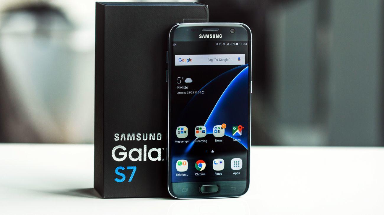 Фото 4 - SAMSUNG G930FD GALAXY S7 32GB (BLACK).