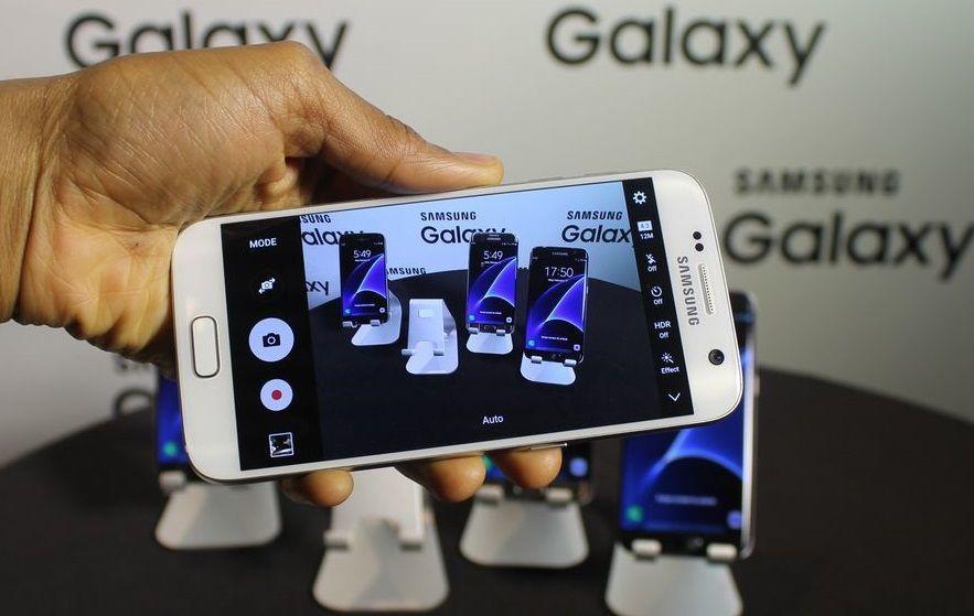 Фото 3 - SAMSUNG G930FD GALAXY S7 32GB (BLACK).