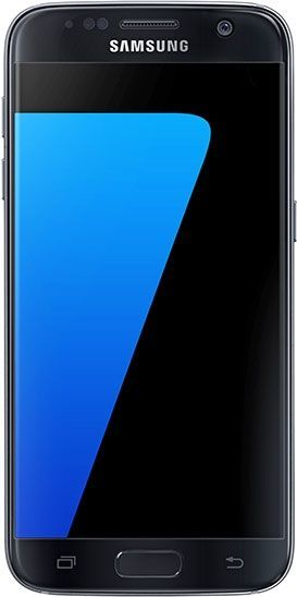Фото - SAMSUNG G930FD GALAXY S7 32GB (BLACK).